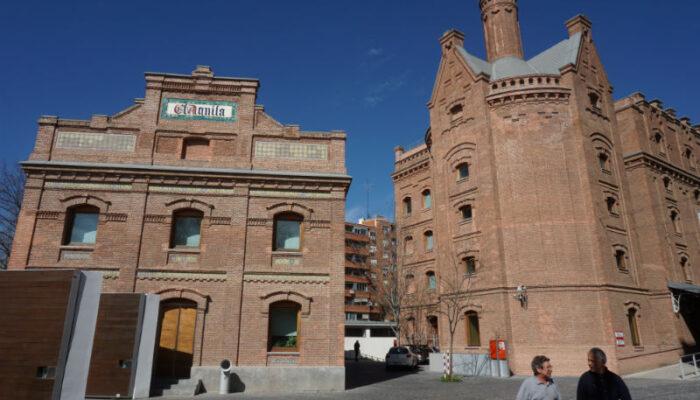 Madrid industrial